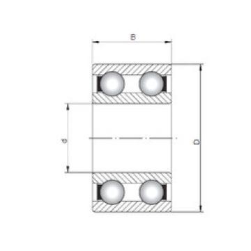 Rodamiento 4202 ISO