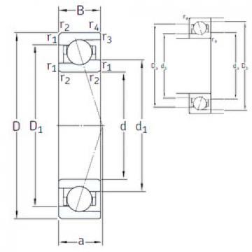 Rodamiento VEB 85 /NS 7CE3 SNFA